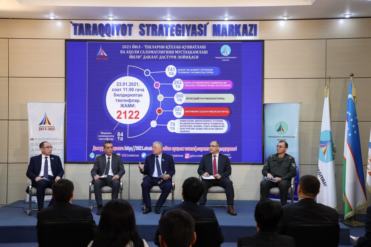 Taraqqiyot strategiyasi markazi